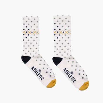 The Athletic chaussettes 290 Square Meters blanc