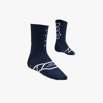 The Pedla chaussettes Spinners bleu marine