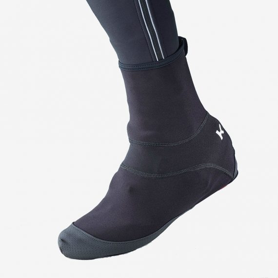 Katusha couvre-chaussures Softshell noir