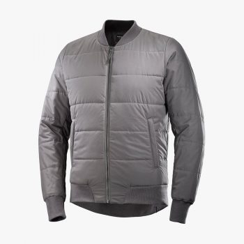 Katusha veste Insulated gris