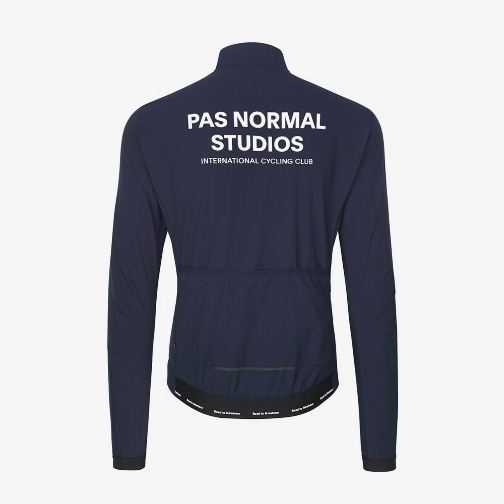 Marine Veste Shield Pas Studios Normal Bleu Steel BXFfFw