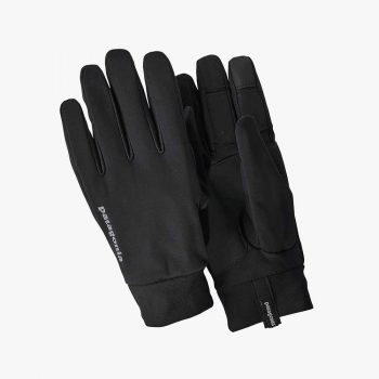 Patagonia gants Wind Shield noir