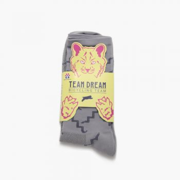 Team Dream chaussettes Rattler Team gris