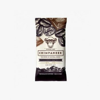 Chimpanzee barre energetique Chocolat Espresso