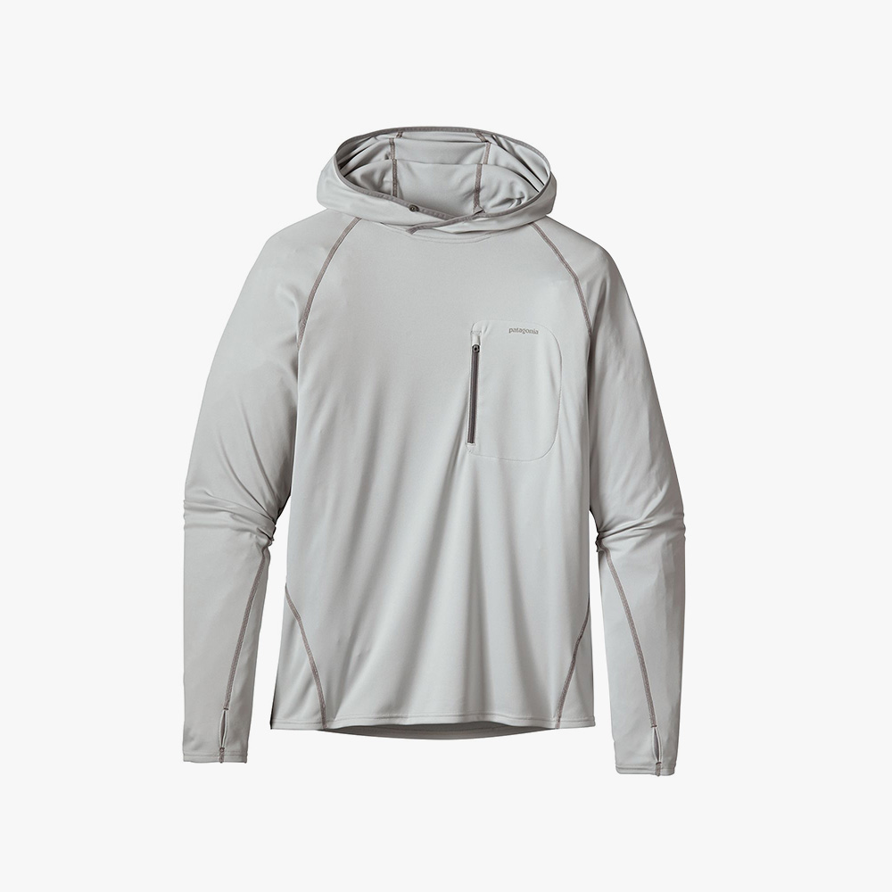 Patagonia hoody Sunshade Technical gris