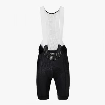 The Pas Normal Studios bib shorts Mechanism black