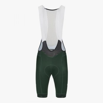 Pas Normal Studios bib shorts Mechanism green