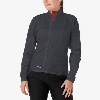 Giro coupe vent femme New Road gris
