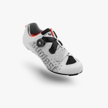 Suplest chaussures Road Edge 3 sport blanc orange