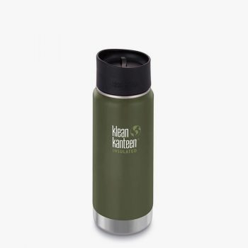 Klean Kanteen bouteille Insulated 16oz fresh pine mat