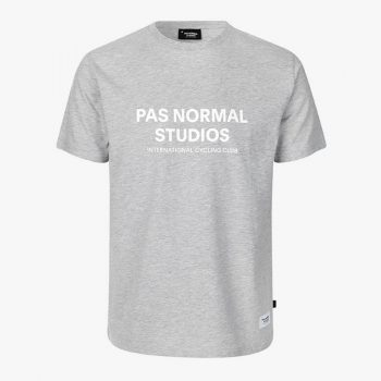 Pas Normal Studios t-shirt Logo gris