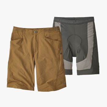 Patagonia short Dirt Craft Bike marron