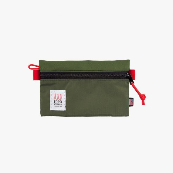 Topo Designs sacoche accessory bag small olive