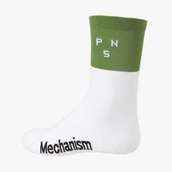 Pas Normal Studios chaussettes Logo light green