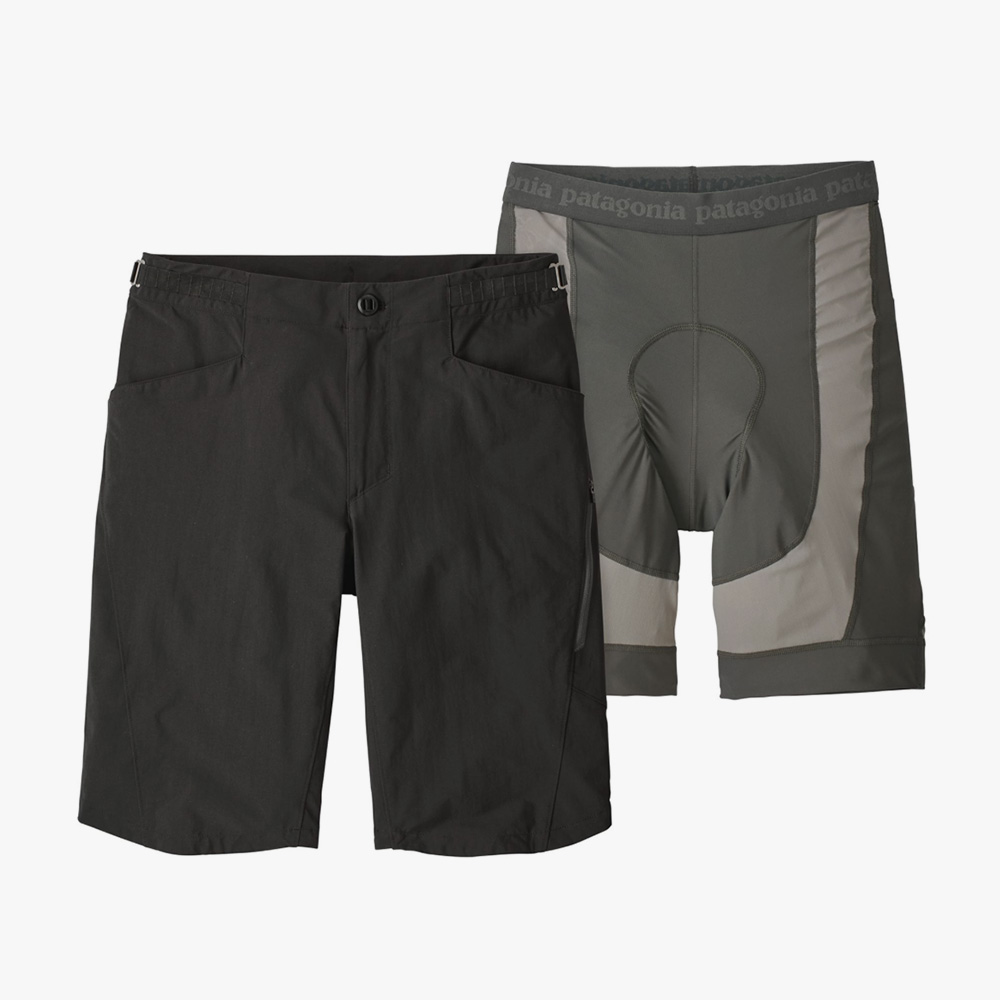 Patagonia short Dirt Craft Bike noir