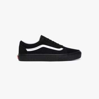 Vans chaussures Old School Pig Suede Old School noir