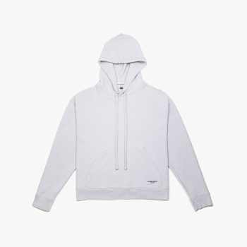 Afterschool Projects Hoodie oversize French Terry Bone.